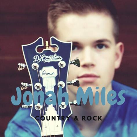 Jonah Miles Live Music 9.26.21
